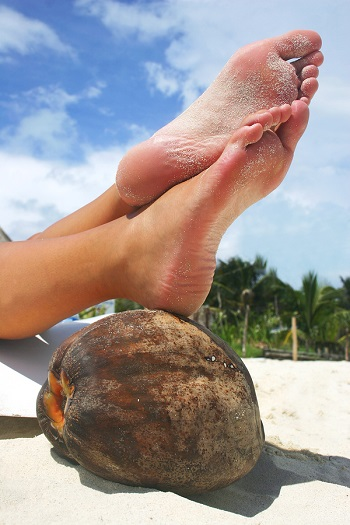 Skin Cancer and Foot Care